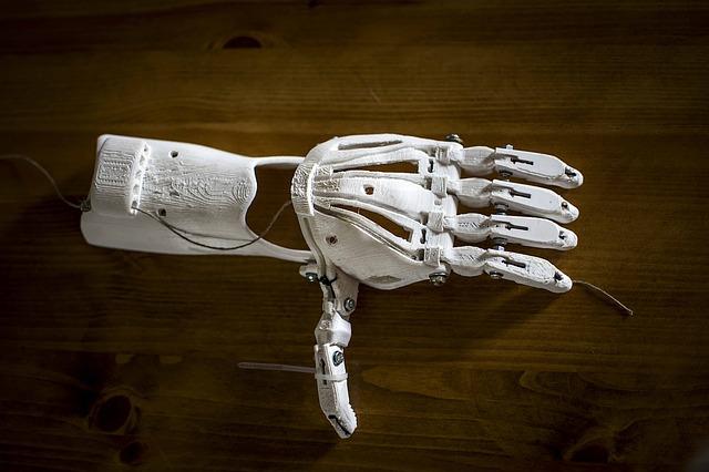 protéza ruky