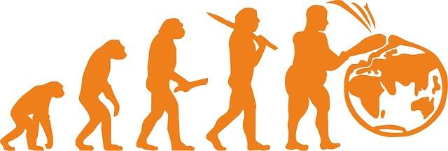 lidská evoluce