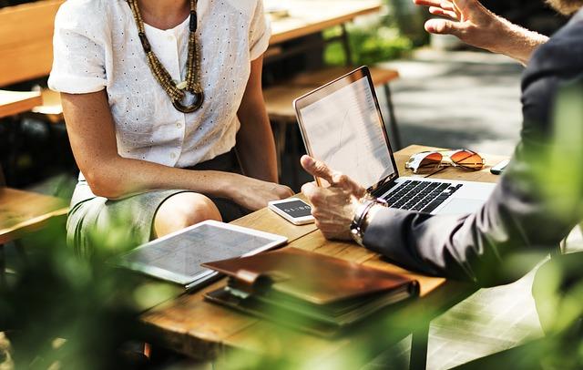 schůzka s podnikatelem