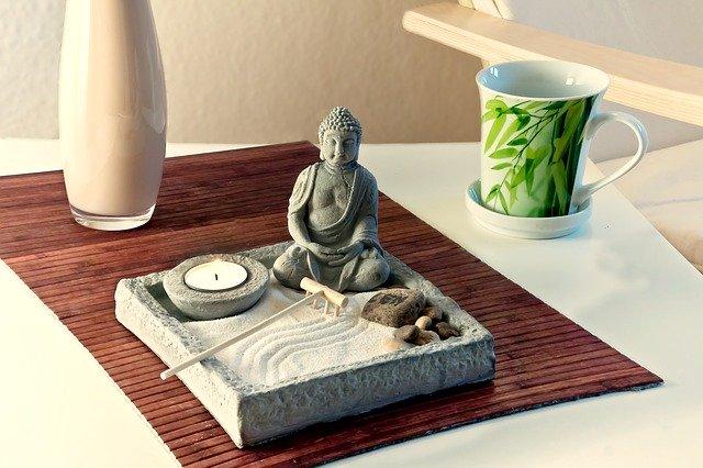 soška Buddhy
